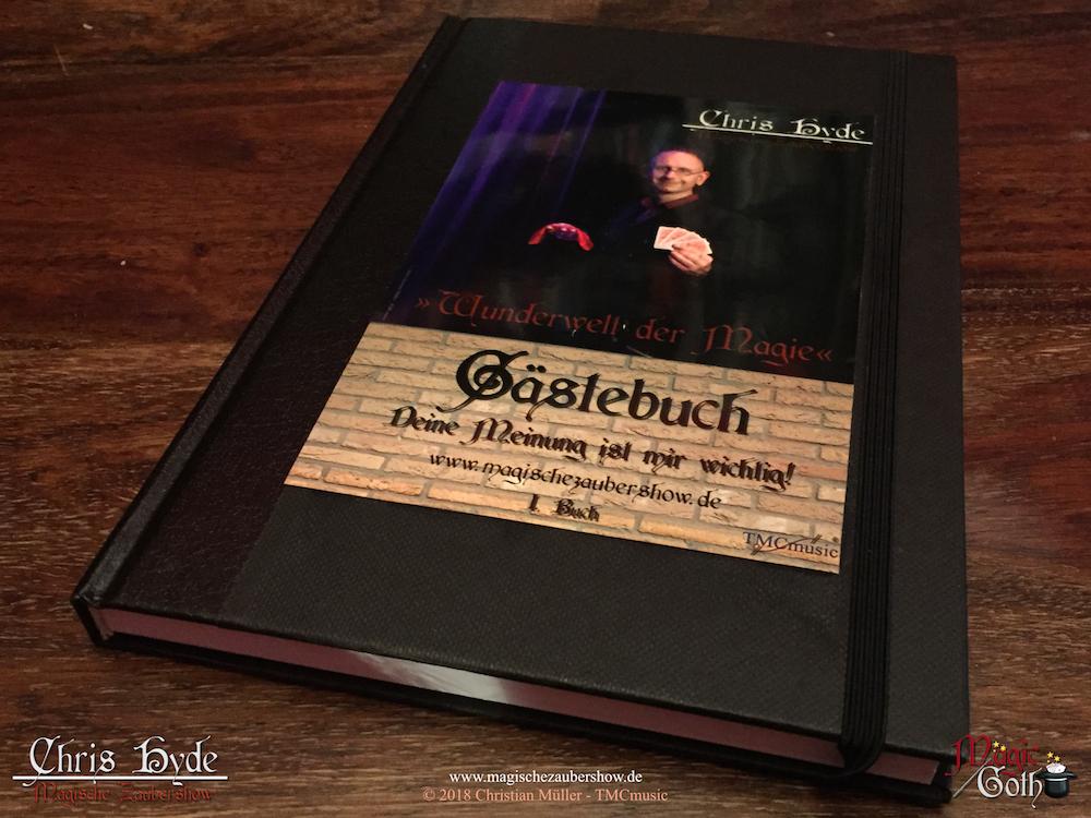 Gästebuch für Meinungen des Publikums