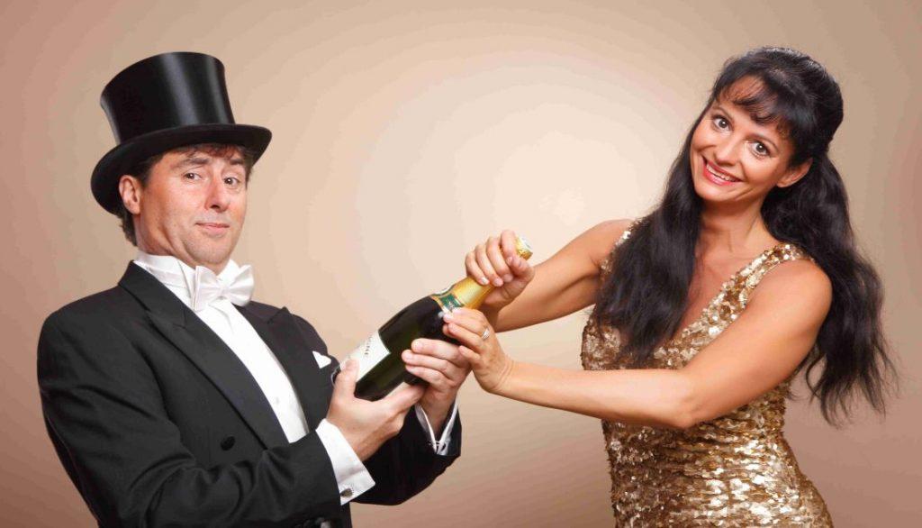 Operetten zum Kaffee – Silvester mit Alenka & Frank
