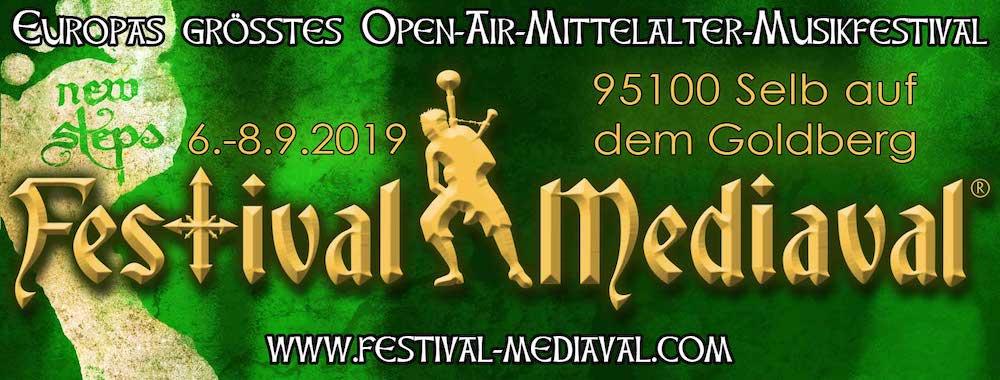 Wunder auf dem 12. Festival-Mediaval