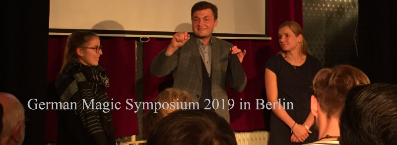 German Magic Symposium 2019