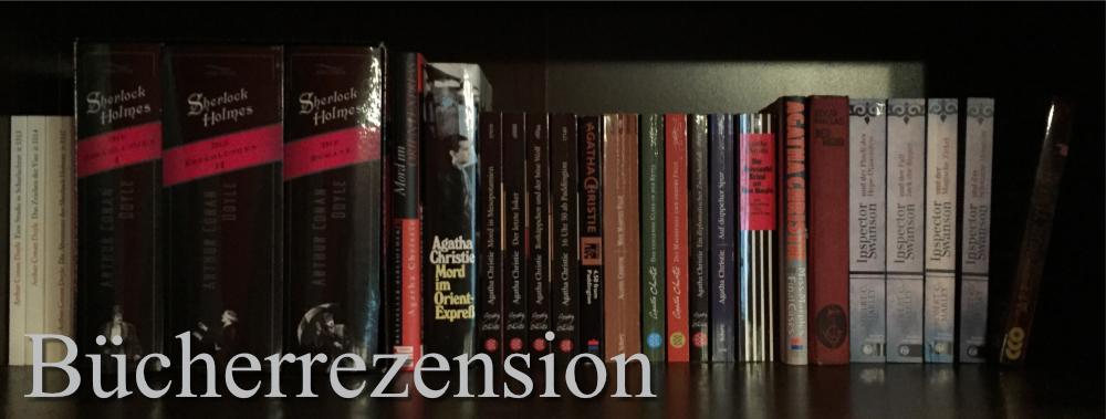 Rezension: Inspector Swanson und der Magische Zirkel