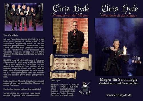 Flatflyer Chris Hyde